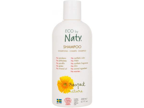 Eco by naty - eco shampoing fa eco by naty - eco shampoing fa