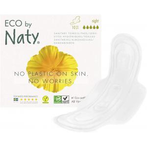 Eco By Naty - 87NSHENIP101 - ECO BY NATY - Serviettes hygie ECO BY NATY - Serviettes hygie (429398)