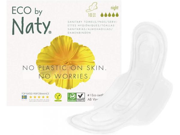 Eco by naty - serviettes hygie eco by naty - serviettes hygie