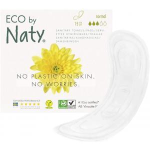 Eco By Naty - 87NSHENP101 - ECO BY NATY - Serviettes hygie ECO BY NATY - Serviettes hygie (429404)