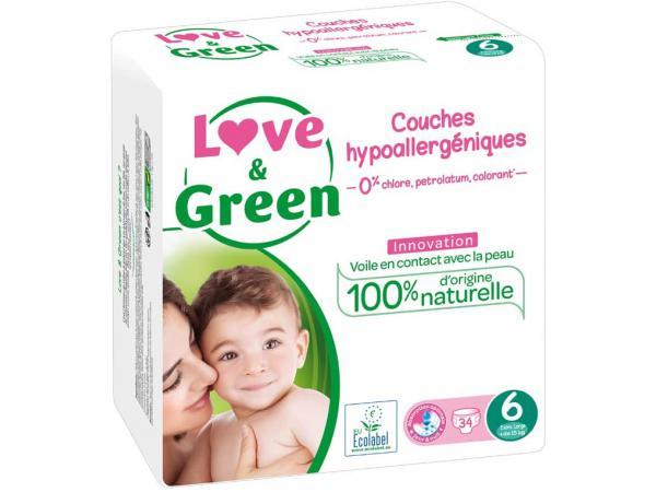 Love and green - 34 couches je love and green - 34 couches je