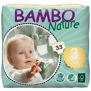 Bambo Nature - 06BNCJMID101 - BAMBO NATURE - 33 Couches ecol BAMBO NATURE - 33 Couches ecol (430108)