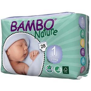 Bambo Nature - 06BNCJNWB101 - BAMBO NATURE - 28 Couches ecol BAMBO NATURE - 28 Couches ecol (430116)
