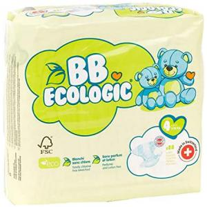 Bb Ecologic - BBECO4 - BB ECOLOGIC - 28 Couches jetab BB ECOLOGIC - 28 Couches jetab (430138)