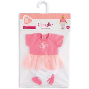 Corolle - 9000110400 - Vêtements pour bébé Corolle 30 cm -  combinaison ballerine (430412)