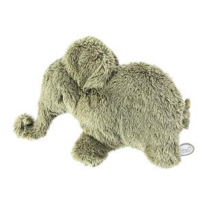 Dimpel - 884923 - Doudou éléphant Oscar vert (431110)