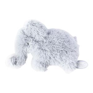 Dimpel - 886145 - Doudou éléphant Oscar bleu (431116)
