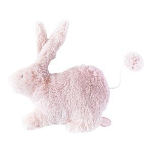 Dimpel - 885573 - Doudou musical lapin Emma rose (431158)