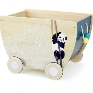 Vilac - 1201 - Chariot à jouets Sous la canopée (431362)