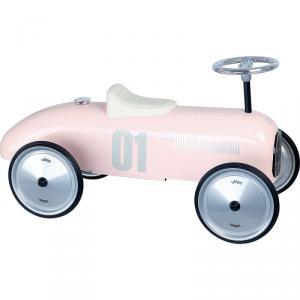 Vilac - 1127 - Porteur voiture vintage rose tendre (431370)