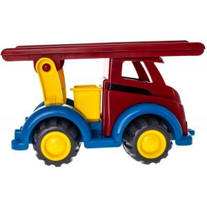 Viking Toys - V81851 - Mighty camion Echelle, 28 cm (432076)