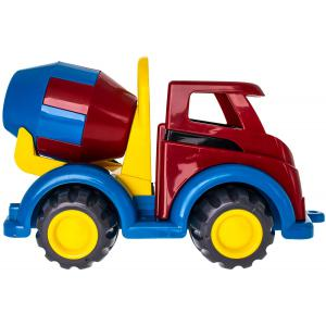 Viking Toys - V81853 - Mighty camion Bétonneuse, 28 cm (432080)