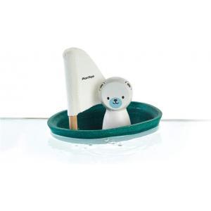 Plan toys - PT5712 - Bateau ours polaire (432246)