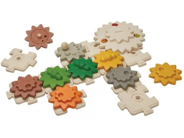Puzzle engrenages
