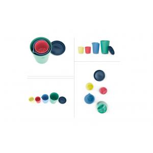 Stokke - BU222 - Stokke Flexi Bath baignoire et jouets de bain - transparent blue (432710)