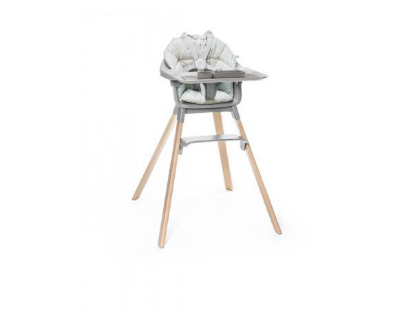 Set chaise haute clikk avec coussin et ezpz set de table