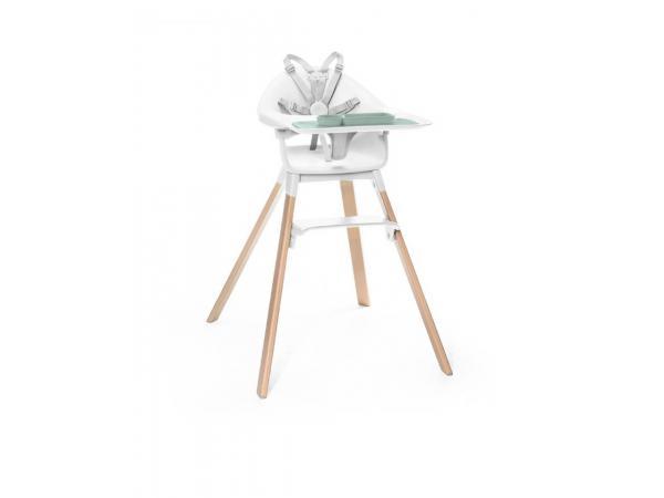 Chaise haute clikk stokke et set de table pour clikk ezpz