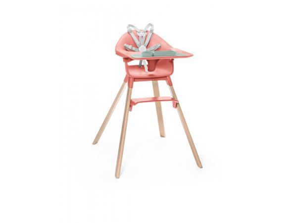 Chaise haute stokke clikk et set de table ezpz pour clikk