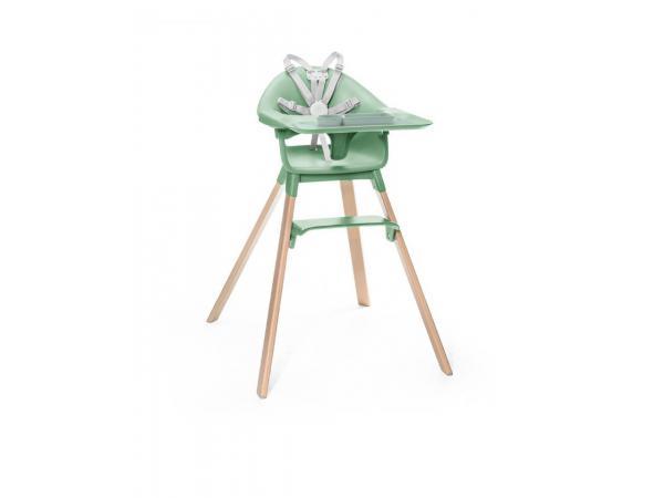 Chaise haute clikk et set de table ezpz pour clikk stokke