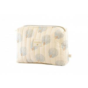 Nobodinoz - N113869 - Trousse de toilette Travel BLUE GATSBY/ CREAM (432914)