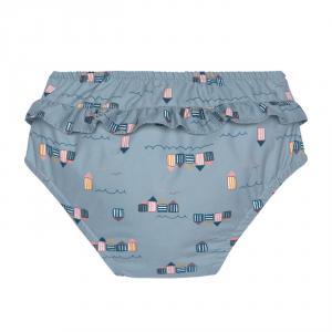 Lassig - 1431001252-18 - Couche maillot de bain 18 mois filles Cabine de plage 18 mois (433172)