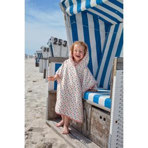 Lassig - 1433003120 - Poncho de plage Gouttes (433204)