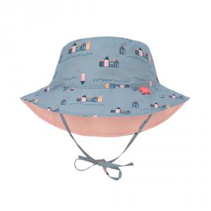 Lassig - 1433005252-06 - Chapeau de Soleil réversible Cabine de plage 3-6 mois (433216)