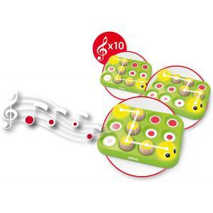 Brio - 30189 - Chenille musicale - Age 24 m + (433268)