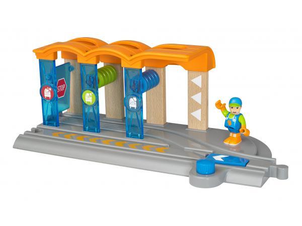 Station de lavage pour locomotive intelligente smart tech - age 3 ans +