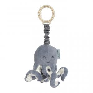 Little-dutch - LD4819 - Octopus vibrant à suspendre - Ocean blue (434344)