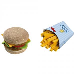 Haba - 1475 - Hamburger et frites (44370)