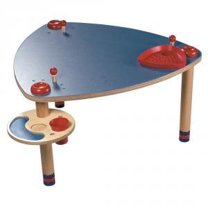Haba - 2891 - Table de jeu, coloris bleu-maïs (44621)