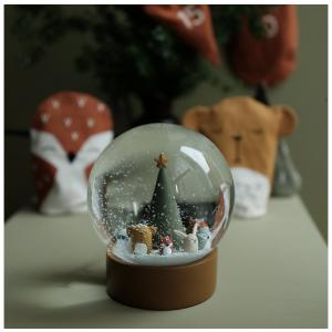 Fabelab - 2006237976 - Snow Globe - Woodland Animal Christmas (449856)