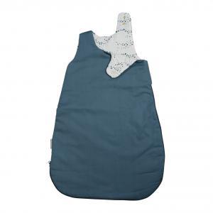 Fabelab - 2006237814618 - Sleeping Bag - Blue Spruce & Ocean - 6-18 month (449970)