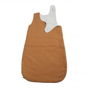 Fabelab - 200623781506 - Sleeping Bag - Ochre & Wood - 0-6 month (449972)