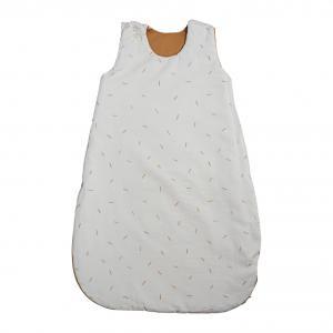 Fabelab - 2006237815618 - Sleeping Bag - Ochre & Wood - 6-18 month (449976)
