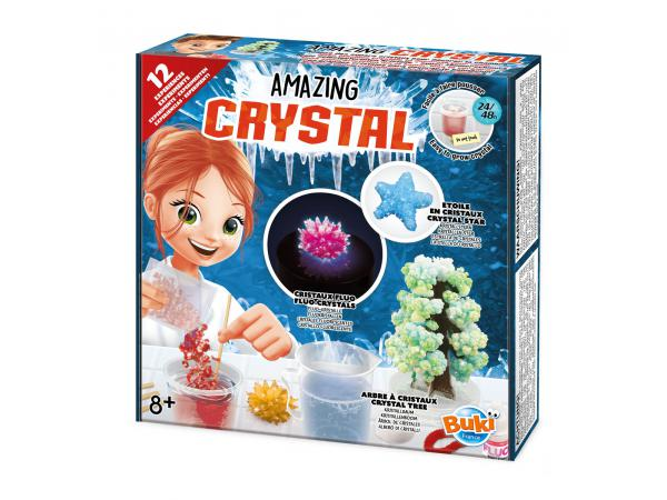 Amazing crystals