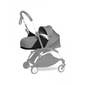 Babyzen - BZ10110-03 - YOYO 0+ Pack nouveau-né - Gris (450844)