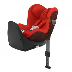 Cybex - 520003781 - Siège-auto SIRONA Zi I-SIZE inkl. SENSORSAFE Autumn Gold - burnt red (450988)