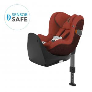 Cybex - 520003819 - Siège-auto SIRONA Zi I-SIZE PLUS inkl. SENSORSAFE Autumn Gold - burnt red (450998)