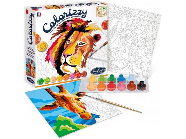 Colorizzy - savane