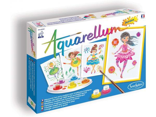 Aquarellum junior - ballerines