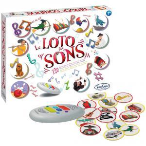 Sentosphere - 100 - Le loto des sons (451064)