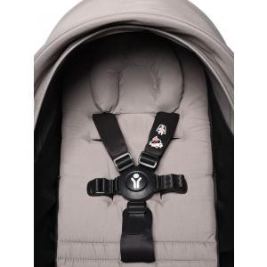 Babyzen - BU593 - Poussette YOYO2 pour nouveau-né gris cadre blanc nouveau pack 0+ (451238)