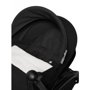 Babyzen - BU621 - YOYO2 nouveau-né jusqu'à enfant de 4 ans noir cadre noir 0+ 6+ - Nouveauté (451294)