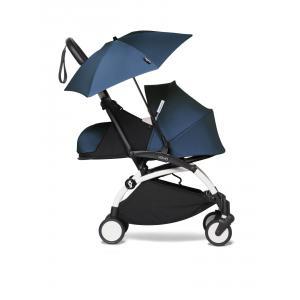 Babyzen - BU663 - Poussette YOYO² 0+ ombrelle Bleu Air France - cadre blanc (451378)