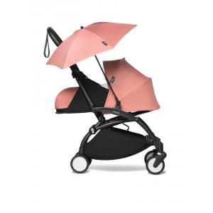 Babyzen - BU673 - Poussette YOYO² 0+ ombrelle Ginger - cadre noir (451398)