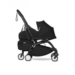 Babyzen - BU783 - Poussette maniable et compacte YOYO2 et YOYO+ bag noir nouveau pack 0+ (451564)