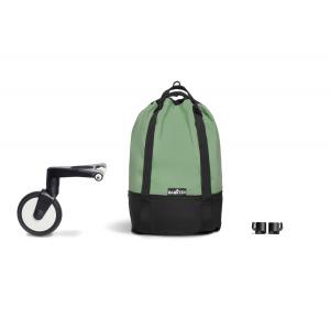 Babyzen - BU784 - Poussette transportable en avion YOYO2 et YOYO+ bag peppermint noir 0+ (451566)