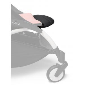 Babyzen - BU810 - Poussette maniable et compacte YOYO2 Babyzen noir et repose-pieds blanc 0+ 6+ (451618)